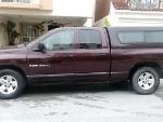 Foto Dodge Ram 2500 modelo 2004 doble cabina