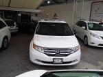 Foto Honda Odyssey Touring 2011 108660