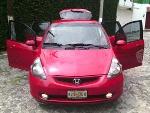 Foto Impecable Honda Fit Ex Rojo Seminuevo EnllantadoTp