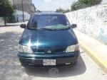 Foto Minivan silhouette Larga Piel doble aire comoda