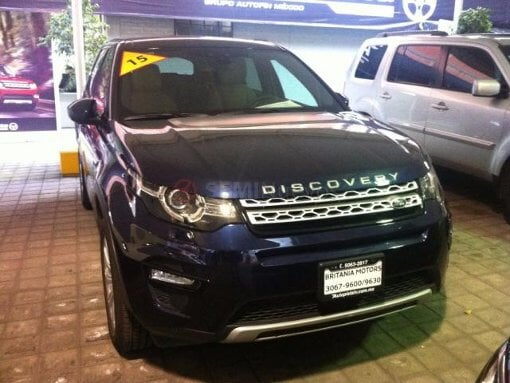 Foto Land Rover Discovery 2015 2945