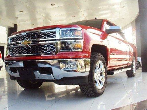 Foto Chevrolet Cheyenne Pick Up 2014 31390