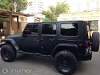 Foto Super Jeep Negro Mate Levantado 2008