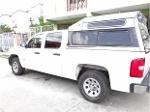 Foto Camioneta Doble Cabina com Caper, Silverado 2011