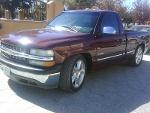 Foto Chevrolet Cheyenne 4 x 4 2000