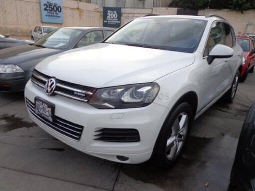Foto Volkswagen Touareg 2013 55000