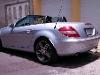 Foto Mercedes Benz SLK rines AMG