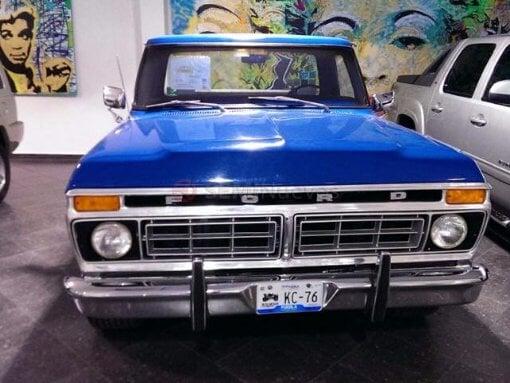 Foto Ford Ranger 1976