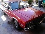 Foto Ford Fairmont Elite 1979