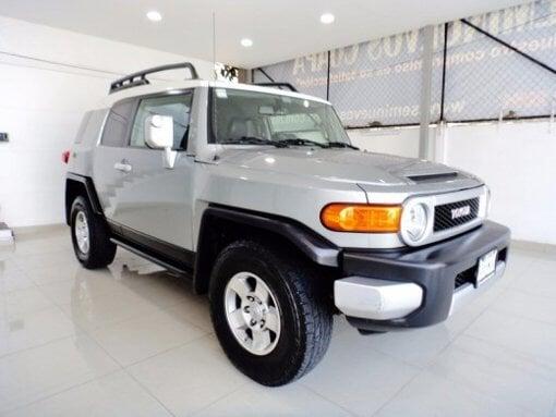 Foto Toyota fj cruiser