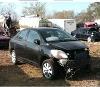 Foto Toyota yaris 2009 aut electrico golpe frontal