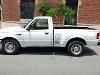Foto Pick Up Ford Ranger 1996 4 cil aut. A/