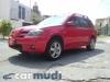Foto Mitsubishi Outlander 2005, color Rojo, Quebrada...