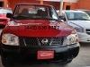 Foto Nissan frontier roja