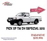 Foto Nissan Pick-Up 2015