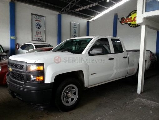 Foto Chevrolet Silverado 2500 Pick Up 2014 45000