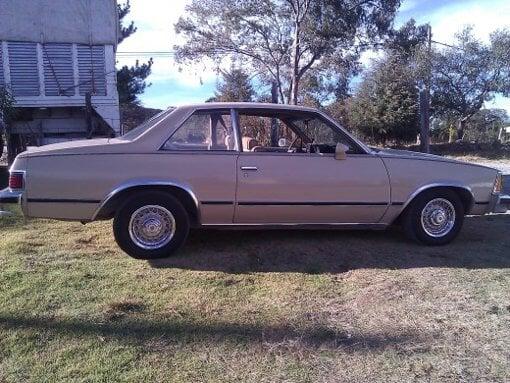 Foto Malibu 1981 coupe