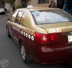 Foto FAW F5 2008 aun de taxi
