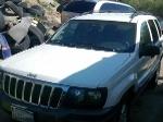 Foto Jeep Grand Cherokee blanca 2002