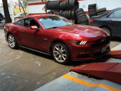 Foto Ford Mustang 2015 2000