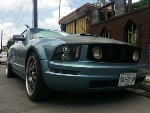 Foto Mustang v6 coupe