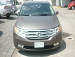 Foto Honda Odyssey 2012 en Ecatepec, Estado de...