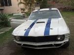 Foto Mustang 1969