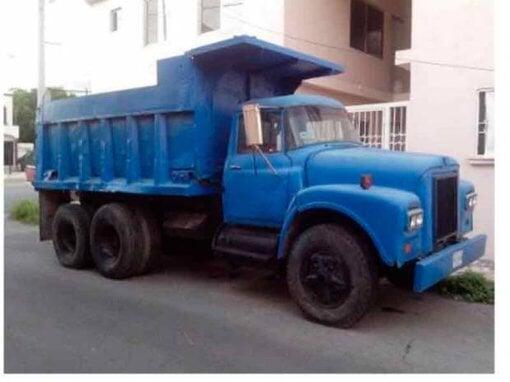 Foto Camion de volteo 14 metros dina en Monterrey