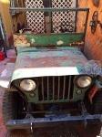 Foto Jeep willys 4x4 restaurar