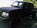 Foto Ford ranger xlt doble cabina 4 cil estadar 4...