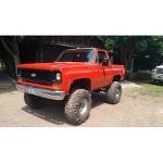 Foto Chevy 77 4x4 modificada