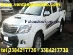 Foto Toyota - hilux srv 4x4 2013, Jalisco,