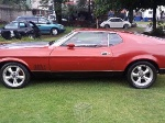 Foto Mustang mach1 clasico
