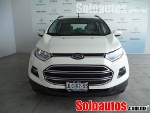 Foto FORD EcoSport 5p 2.0 trend 4x2 at 2014 ford eco...