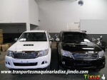 Foto Toyota Hilux 4 x 4 2013