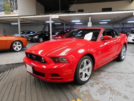 Foto Ford Mustang 2014 286