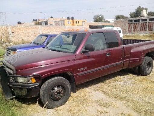 Foto Dogde ram diesel cumins a tratar en Querétaro