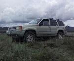 Foto Grand Cherokee Laredo 4x4, 98, a/ac, piel,...