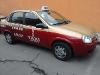 Foto Taxi con placas, titular, buen estado, circulando