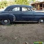 Foto Chevrolet sedan 1950
