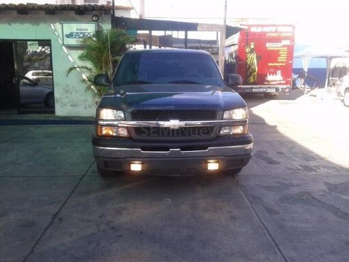 Foto Chevrolet Silverado 2500 Pick Up 2003 196000