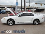 Foto Ford Mustang 1999, Color Blanco, Tamaulipas
