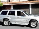 Foto Jeep grand cherokee en México