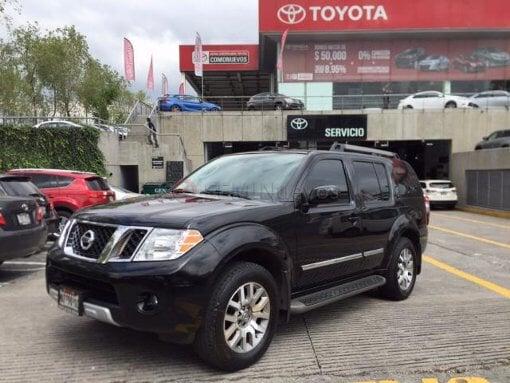 Foto Nissan Pathfinder 2012 49000