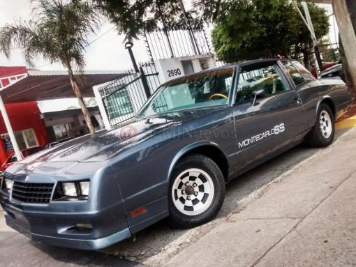Foto Chevrolet Monte Carlo 1984 132100