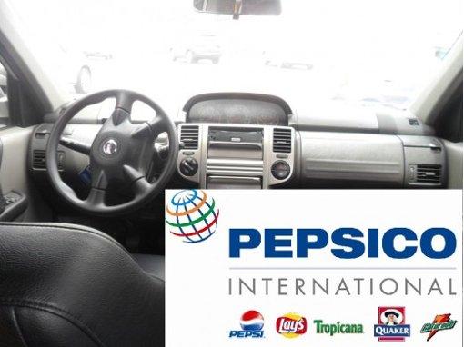 Foto Pepsico vende nissan x-trail