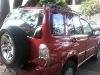 Foto Camioneta tracker roja 06