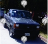 Foto Pick up ranger ford -89