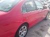 Foto Honda civic sedán 2003 (color rojo ferrari)