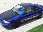 Foto Nissan Lucino GSR deportivo